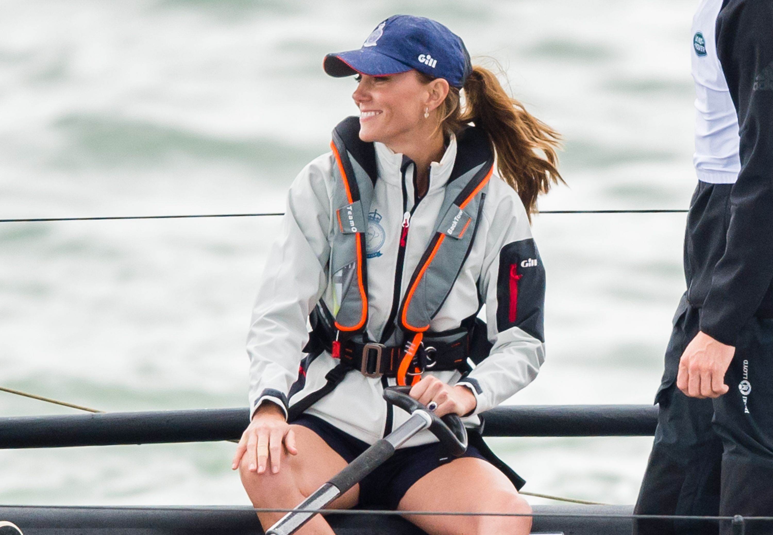Wait, so Kate Middleton Just Wore Shorts for the First Time in EIGHT YEARS