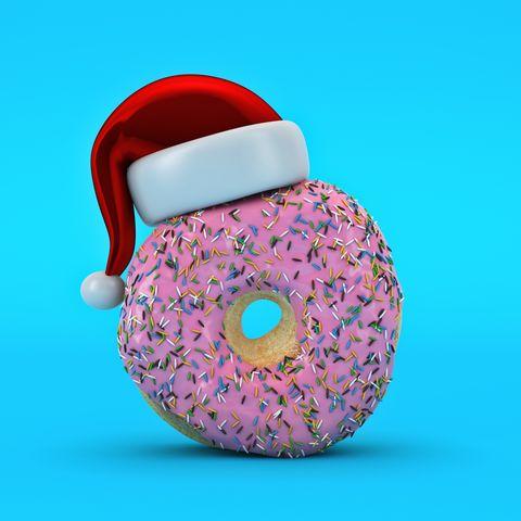 christmas bloat