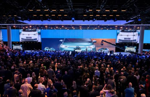 Salón de Frankfurt 2019 - fotos - iAA2019