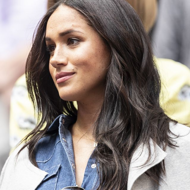 billie jean king national tennis, new york, united states   20190907 duchess of sussex meghan markle attends womens final match at us open championships between serena williams usa and bianca andreescu canada at billie jean king national tennis center photo by lev radinpacific presslightrocket via getty images