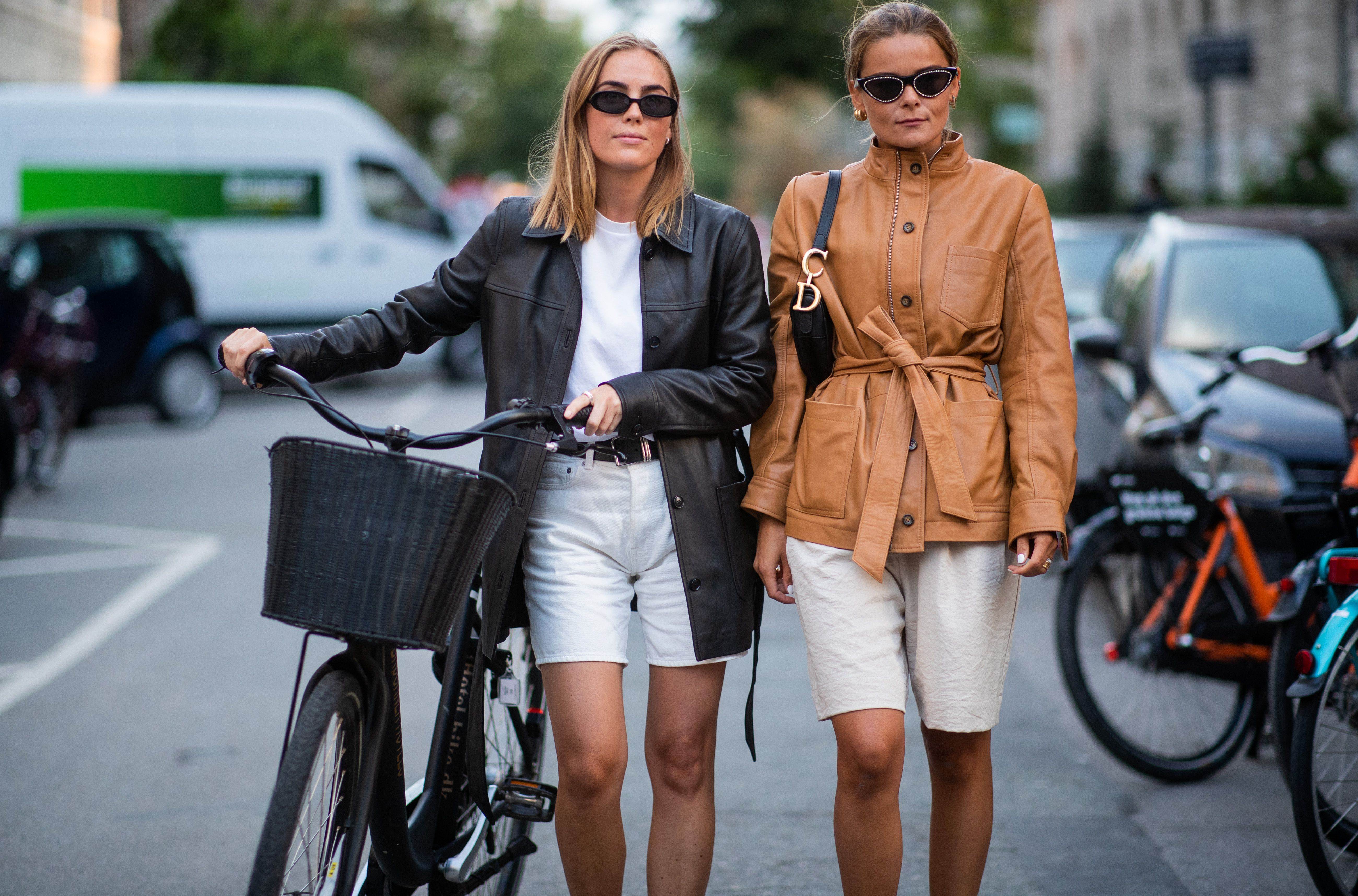 10 leather pieces to buy now and wear through next season