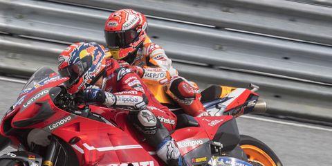 MotoGp of Austria - Race
