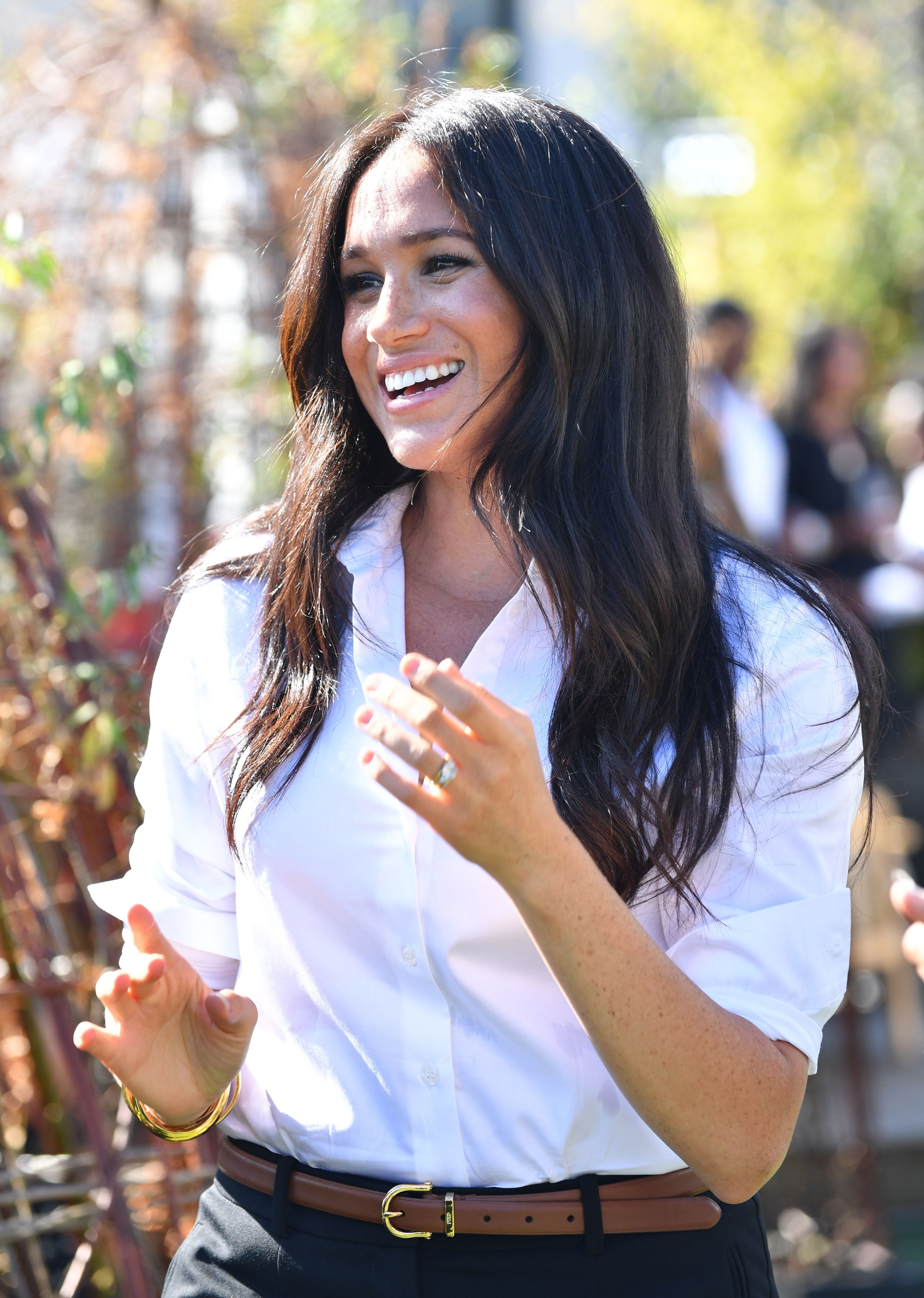 This Video of Meghan Markle Talking About Feeding Archie Is Too Sweet