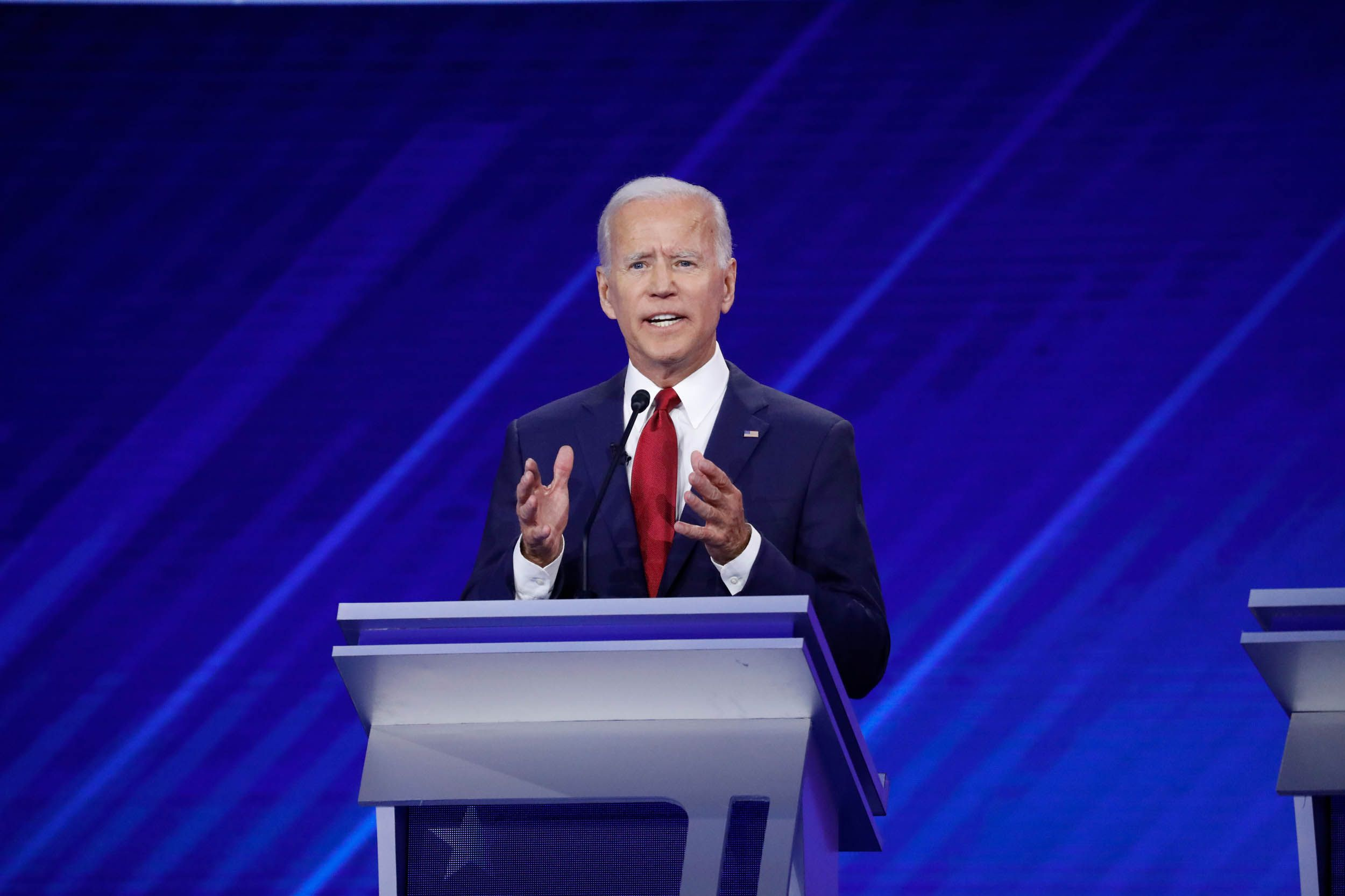 Joe Biden's Incoherence on Healthcare Proved Julian Castro Right at the Democratic Debate