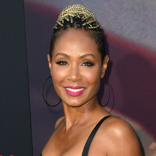 westwood, california   august 20 jada pinkett smith attends the la premiere of lionsgates angel has fallen at regency village theatre on august 20, 2019 in westwood, california photo by kevin wintergetty images