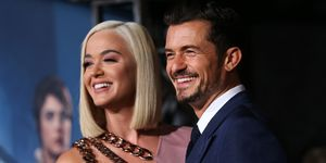 Katy Perry - Orlando Bloom Engagement