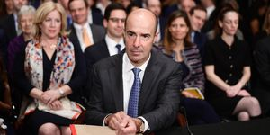 Senate Committee Holds Confirmation Hearing For Eugene Scalia To Become U.S. Labor Secretary