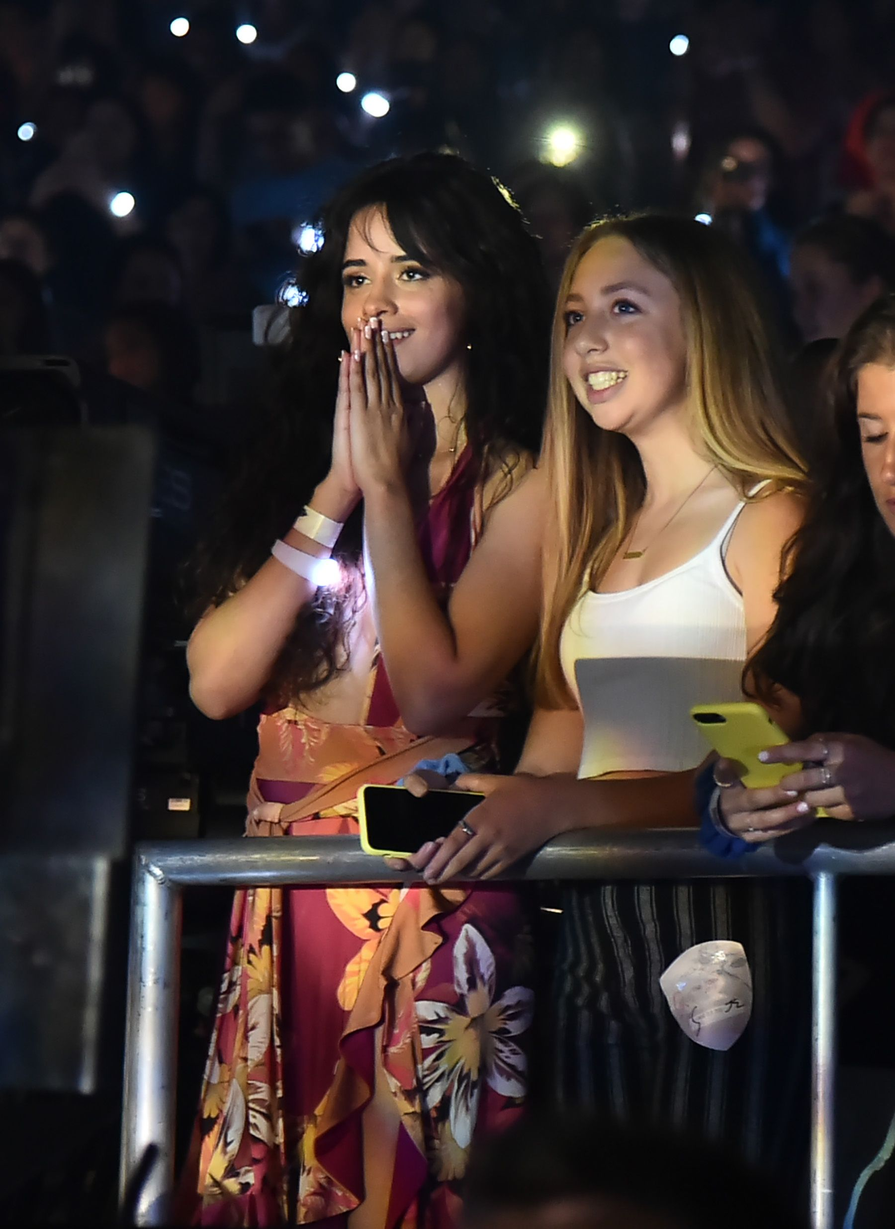 Camila Cabello Watching Shawn Mendes Perform Is the Cutest Thing Ever
