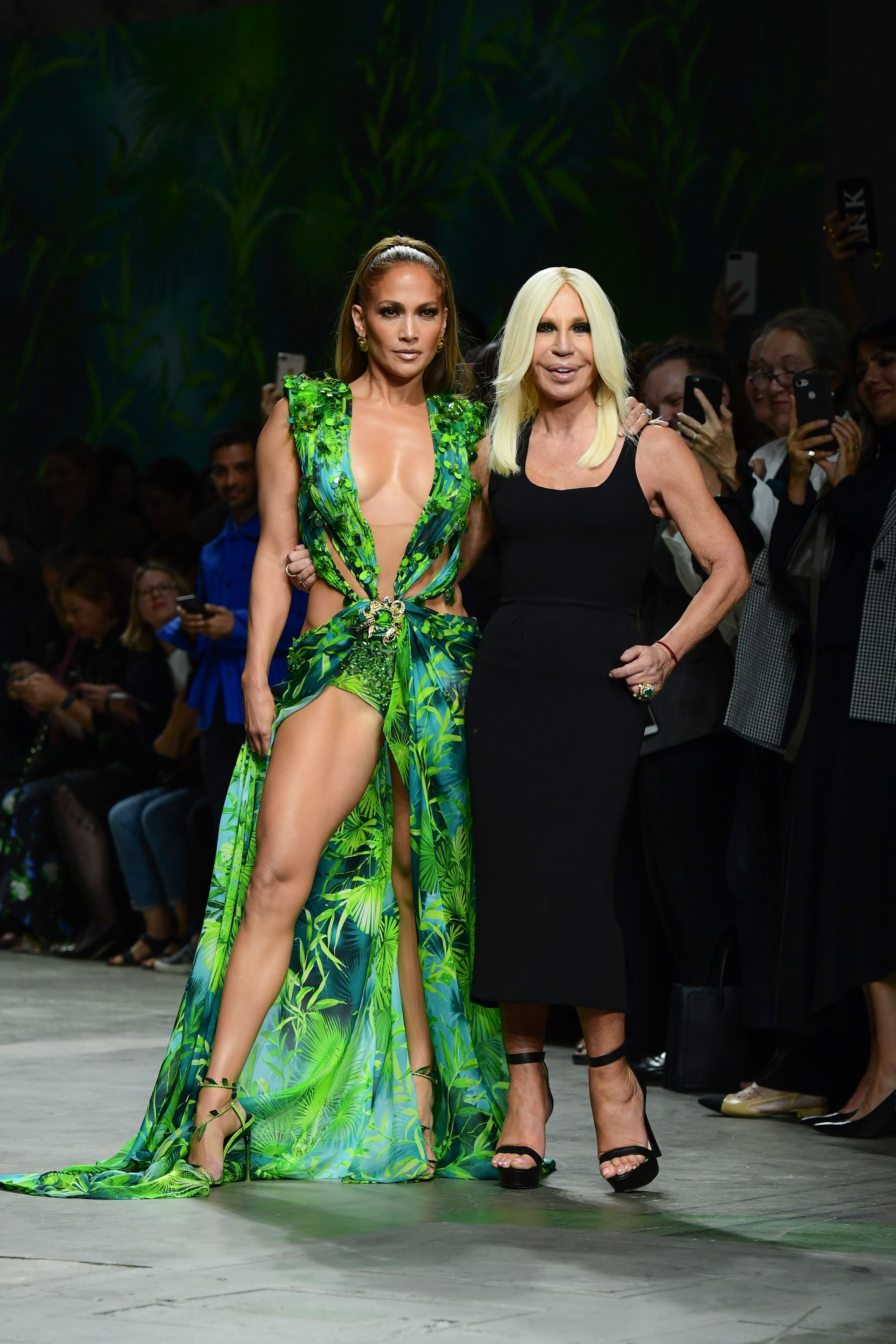 Every Look from Versace Spring/Summer 2020