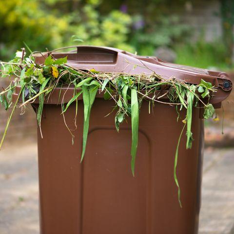 Garden Recycling Bin