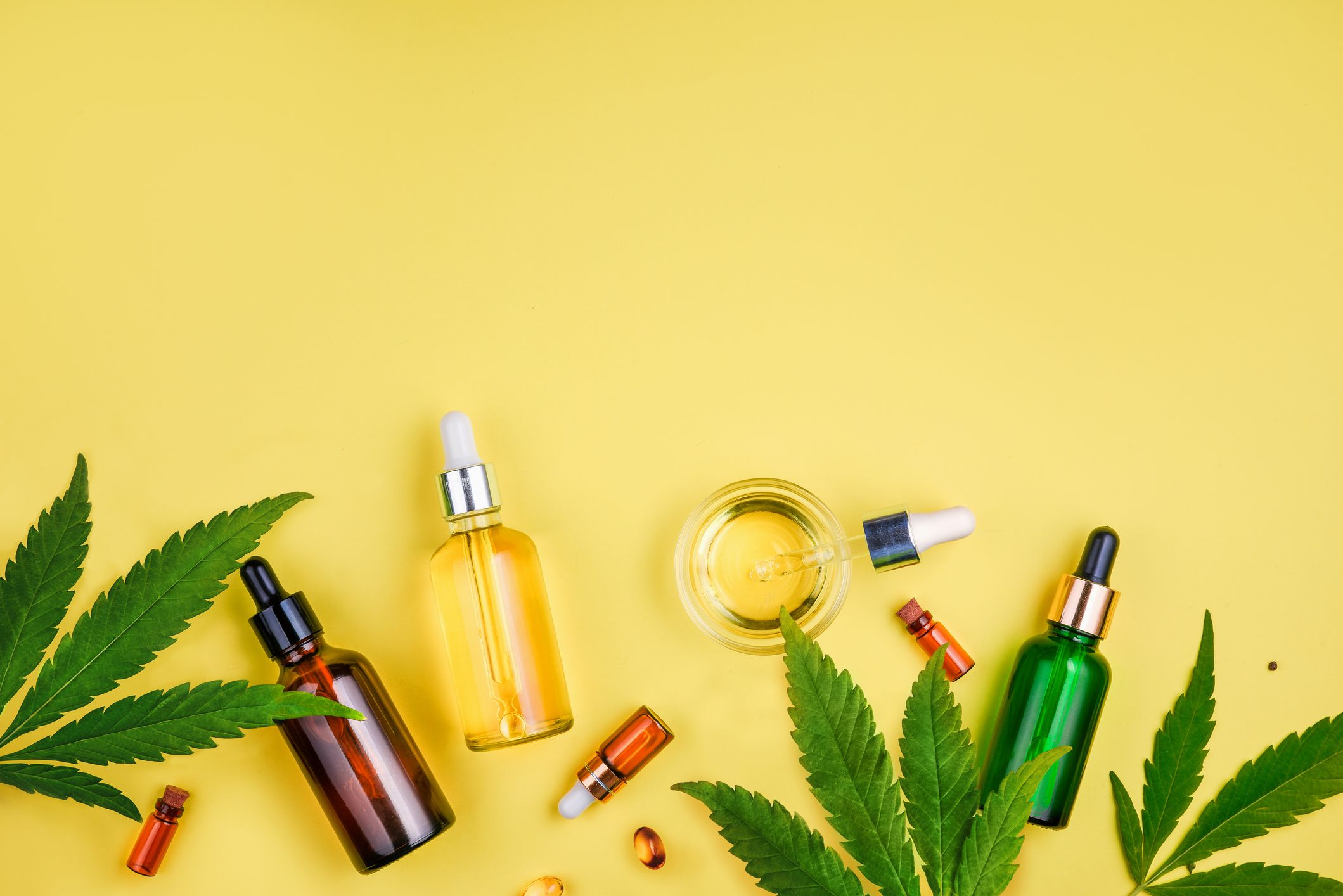 Cbd Oil Benefits Cancer Anxiety Pain Acne And More