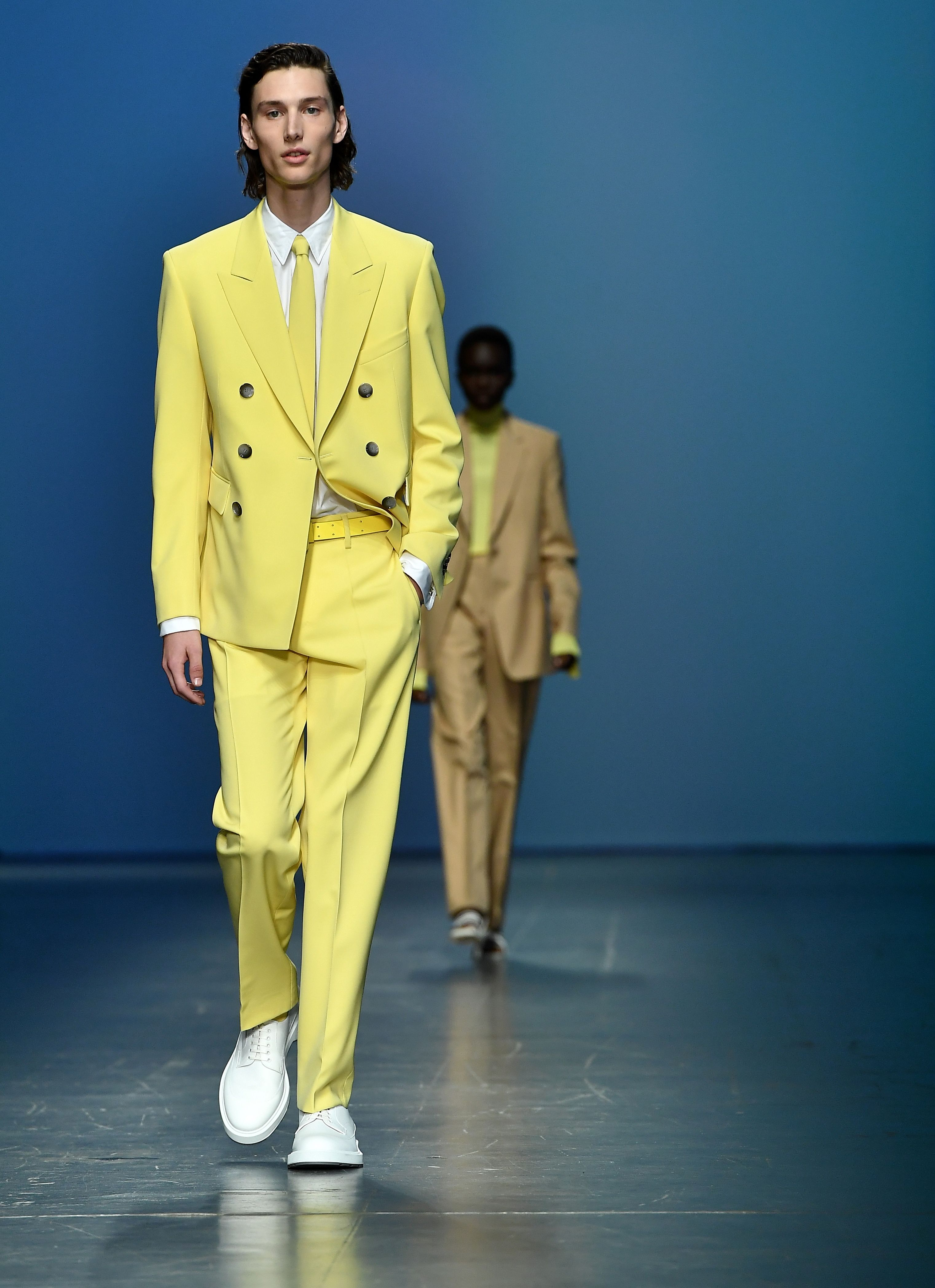 The Loudest, Boldest And Best Suits From Milan