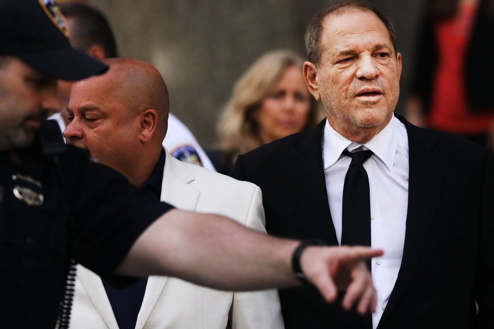 Hollywood sta perdonando Harvey Weinstein e il #metoo non è servito a nulla (?)