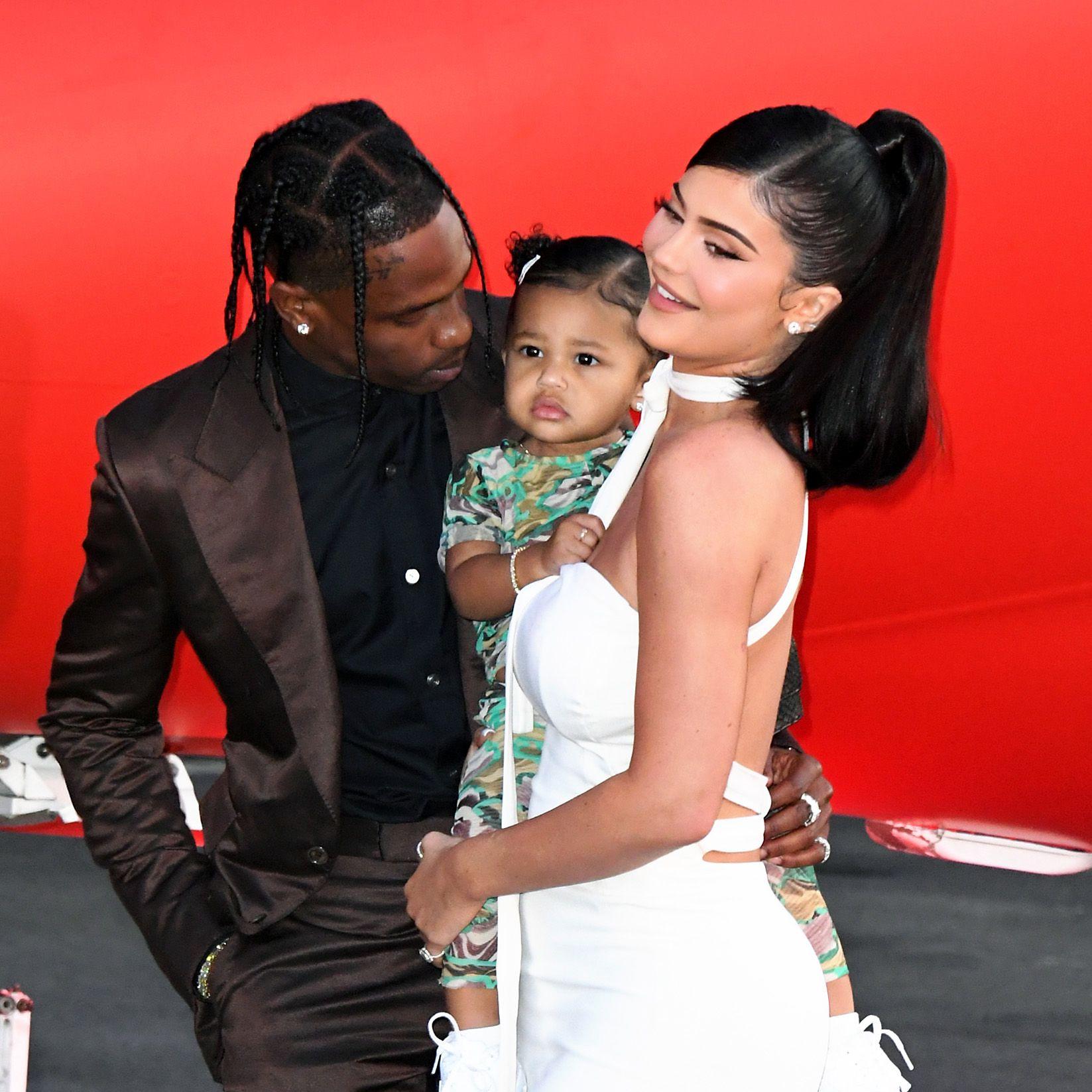 How Kylie Jenner, Travis Scott Will Split Custody of Stormi on Break