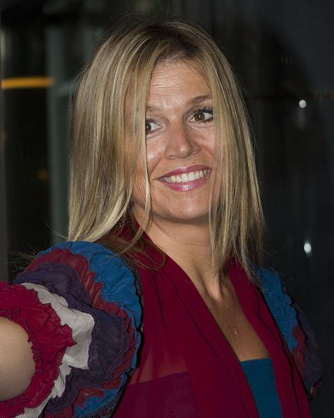 amsterdam, netherlands   june 22 crown princess maxima of the netherlands arrives at the royal concert building to attend a concert on june 22, 2011 in amsterdam, netherlands photo by michel porrogetty images