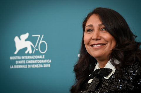 Haifaa Al-Mansour Was One of Only Two Female Directors at the Venice Film Festival