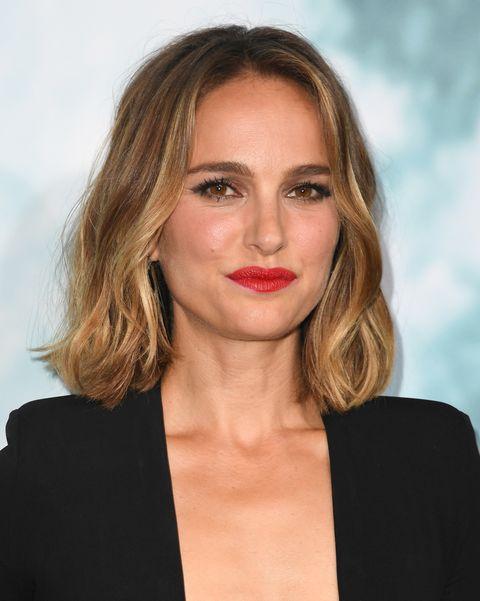 Natalie Portman Hair Revolution