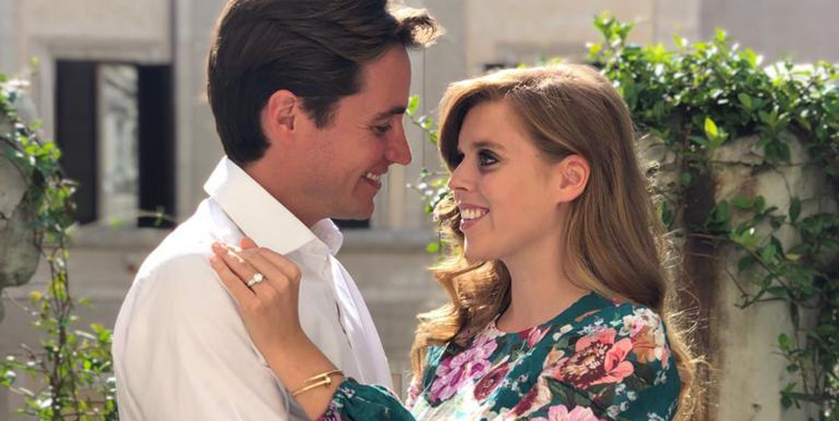 how much princess beatrice s engagement ring is valued at engagement ring