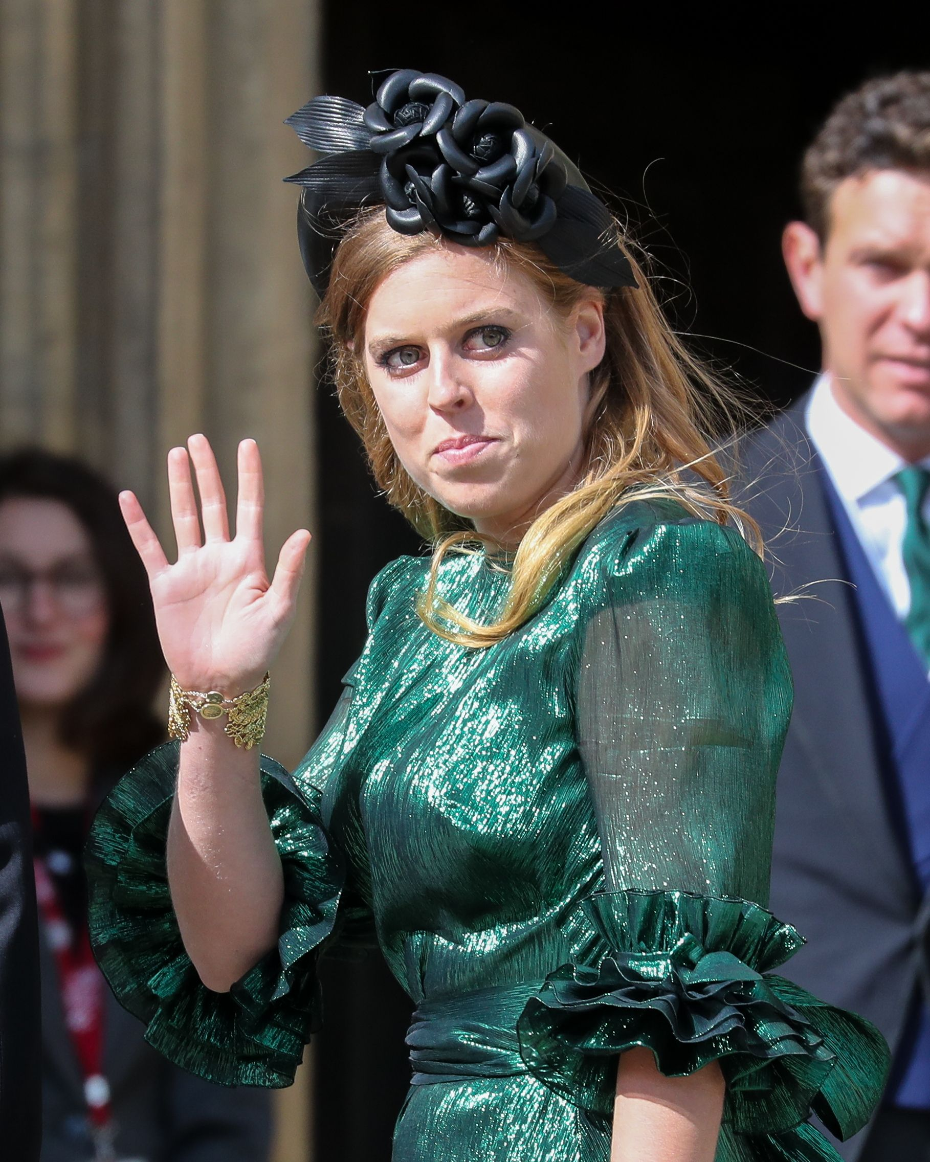 "Princess Beatrice Wrote a Poem All About Her ""Dearest Friend"" Ellie Goulding"