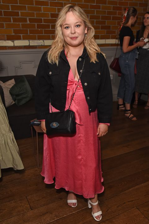 london, england   september 02 nicola coughlan attends the press night after party for the son at the century club on september 02, 2019 in london, england photo by david m benettdave benettgetty images