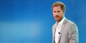 The Duke Of Sussex Launches New Partnership In Amsterdam - prince harry