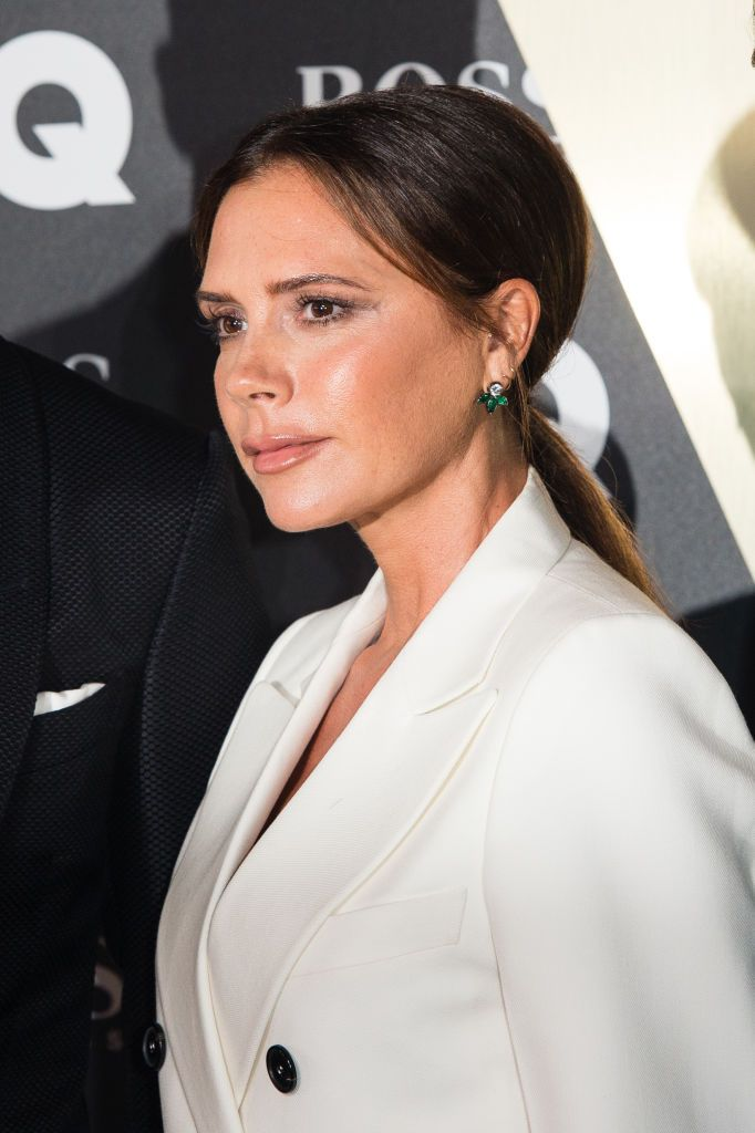 Victoria Beckham uses this clever hack to make her lips look fuller