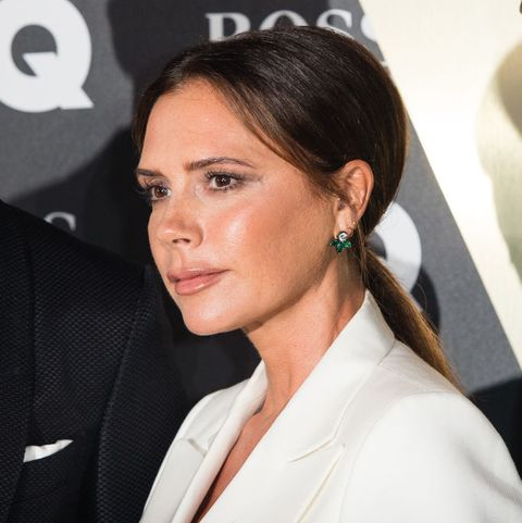 london, england   september 03 victoria beckham attends the gq men of the year awards 2019 at tate modern on september 03, 2019 in london, england photo by jeff spicergetty images