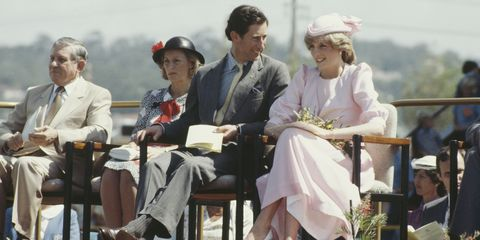 The Best Princess Diana Australian Tour