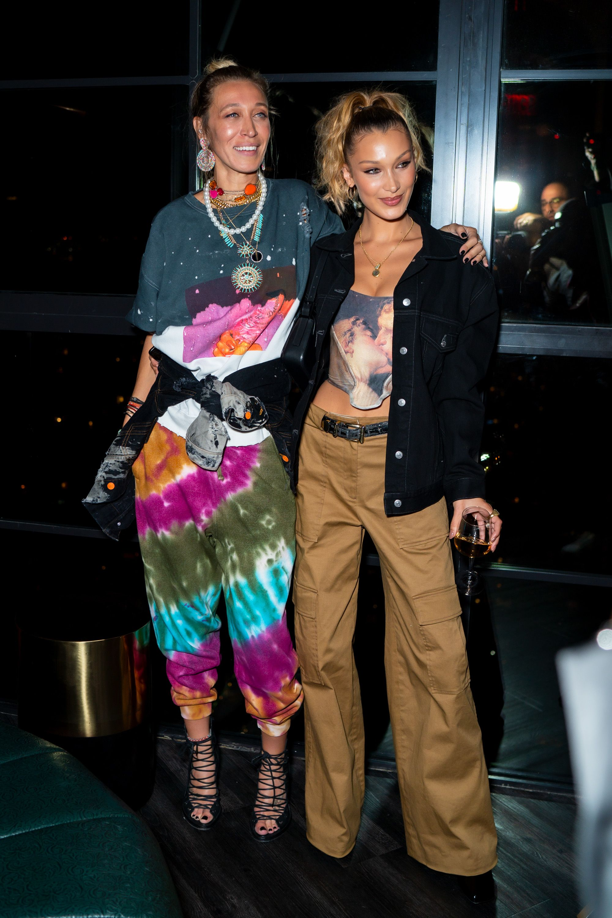Bella Hadid And FKA Twigs's Favourite 18th Century-Inspired Vivienne Westwood Corset Is Back On Sale