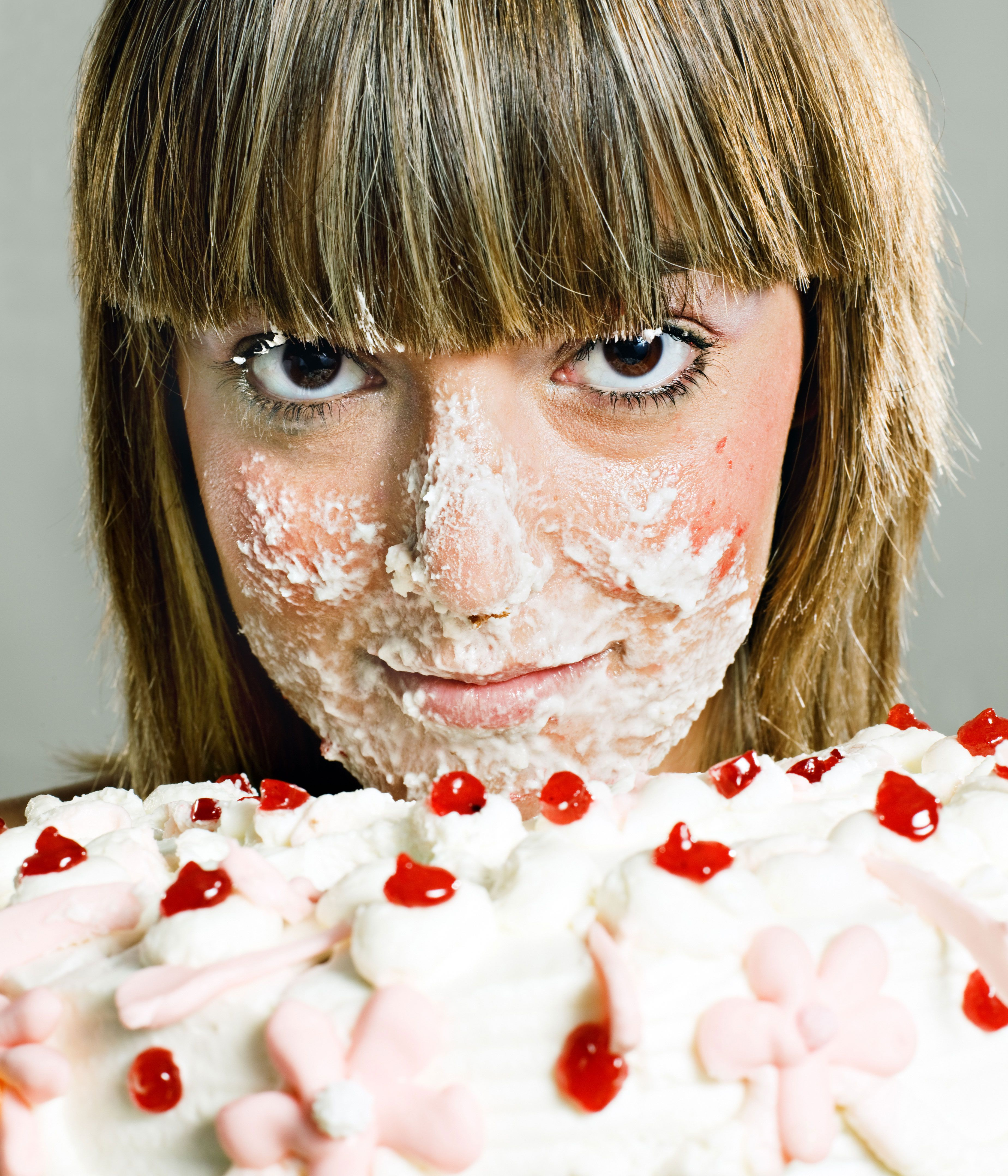 Sploshing Is the Hot, Messy Sexual Fetish Where You Get Covered in Food