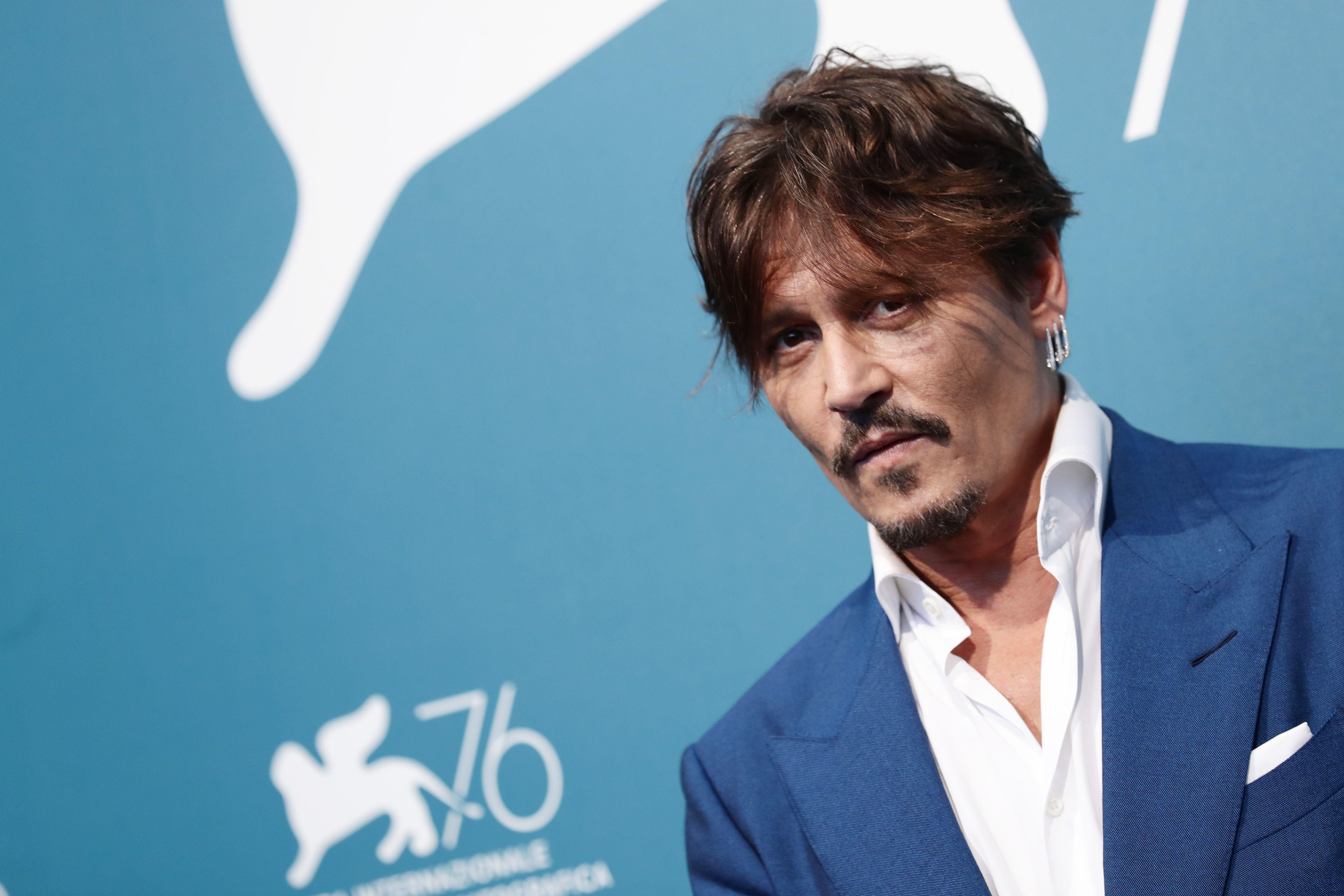 Vittima, carnefice, padre, questo è Johnny Depp a Venezia 76