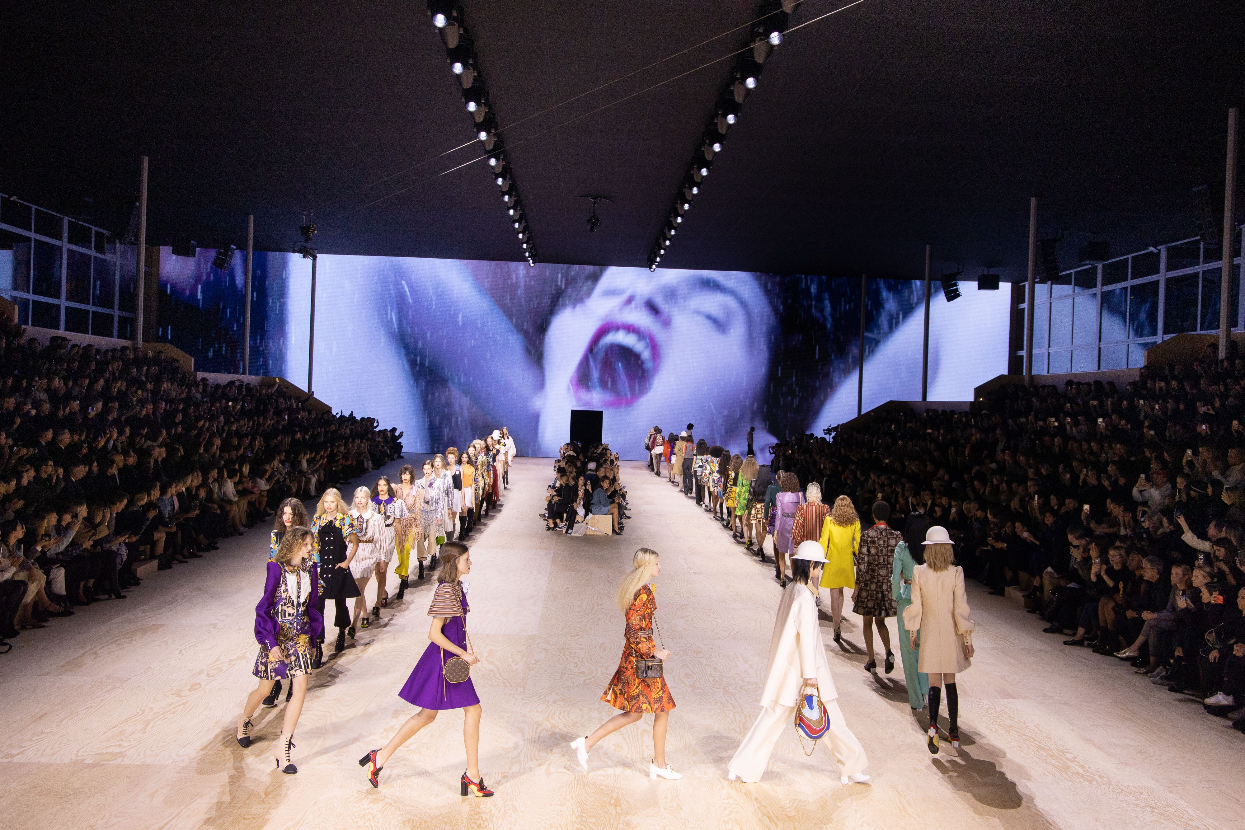Paris Fashion Week Spring 2020 Paris Fashion Week Best Looks