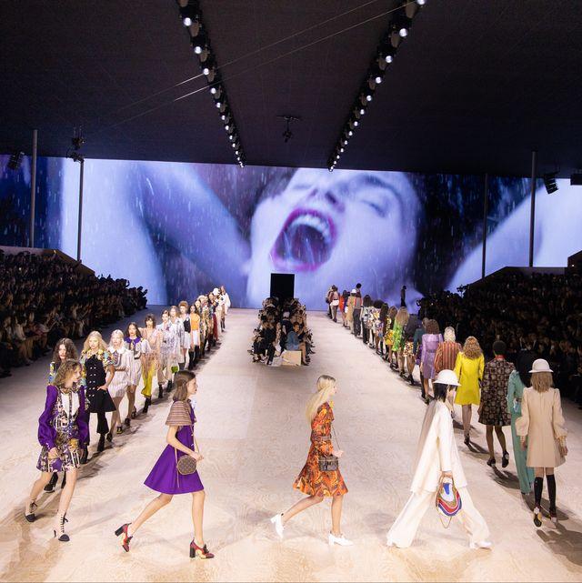 When Is Paris Fashion Week 2020.Paris Fashion Week Spring 2020 Paris Fashion Week Best Looks