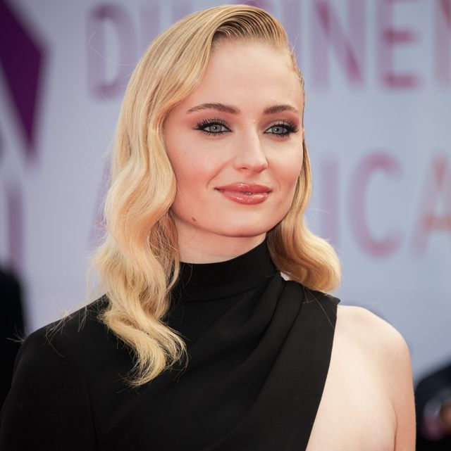 deauville, france   september 07  editors note image was processed with digital filters sophie turner arrives the heavy screening during the 45th deauville american film festival  on september 07, 2019 in deauville, france photo by francois g durandgetty images