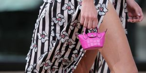 Longchamp SS20 Runway Show - Accessories & Details