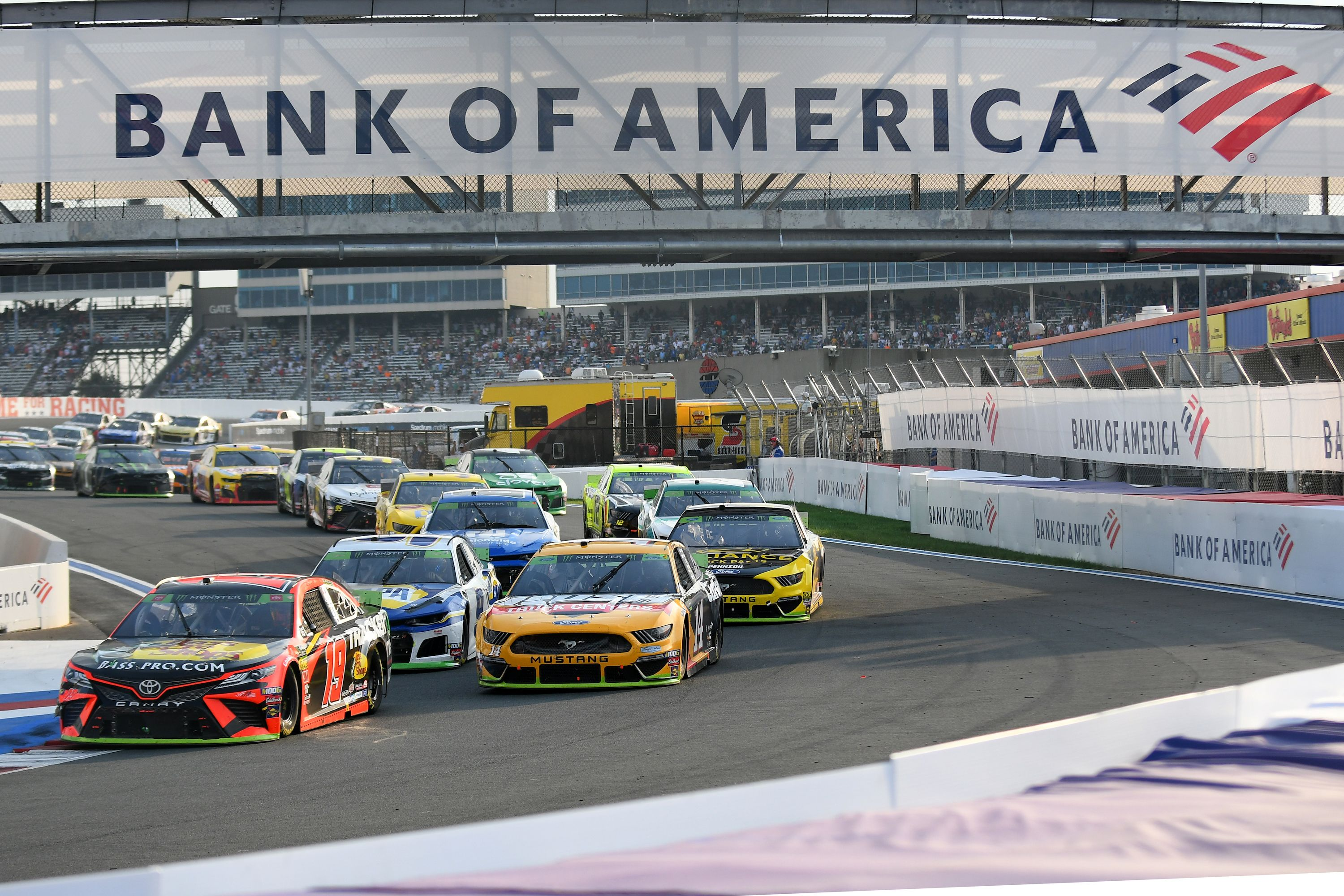 The NASCAR Cup Series Is Set To Race on Dirt for the First Time in 50 Years