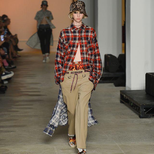 R13 - Runway - September 2019 - New York Fashion Week