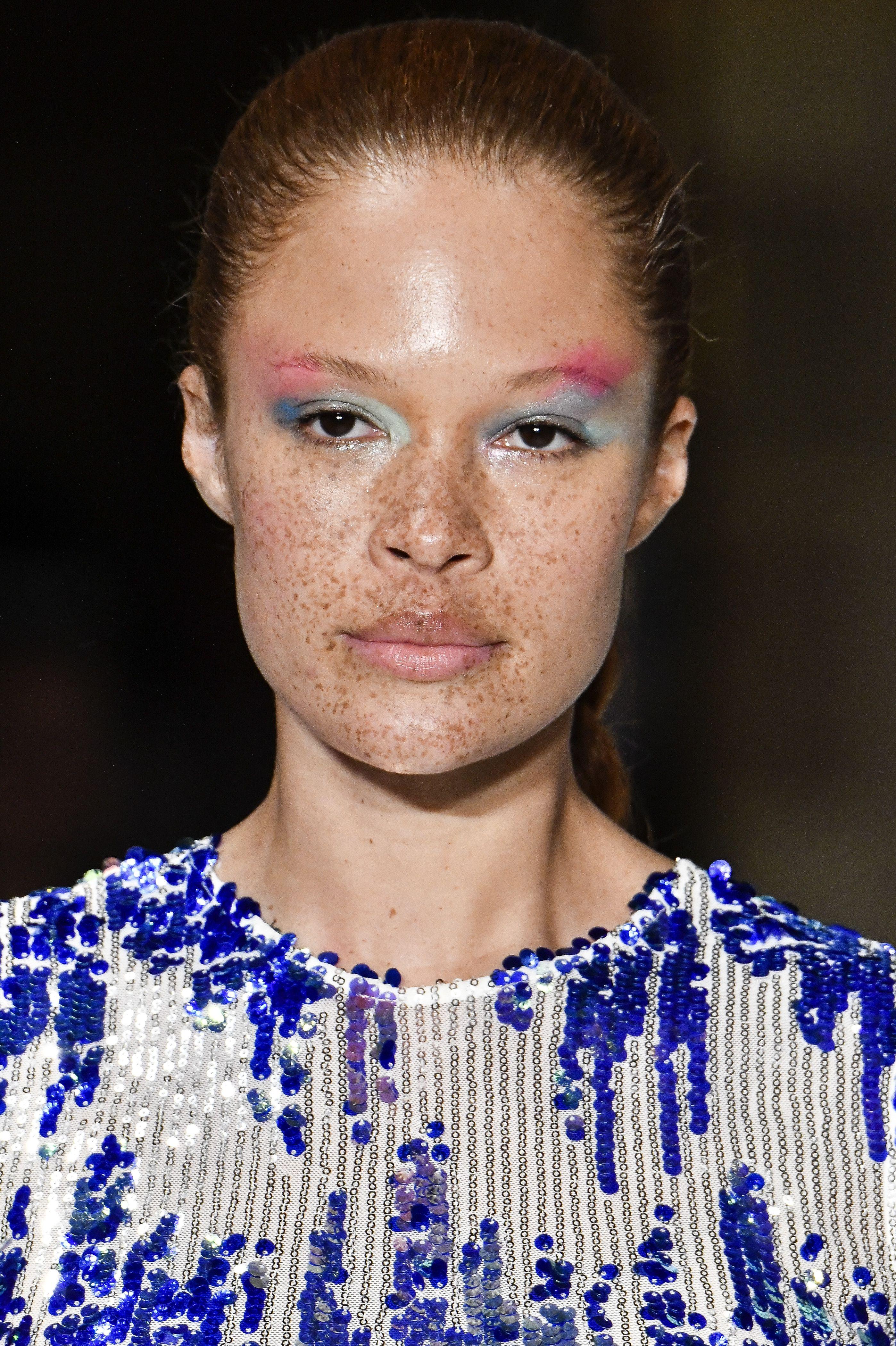 Euphoria\u0027 Makeup Tutorial From the Runway to the Real Way
