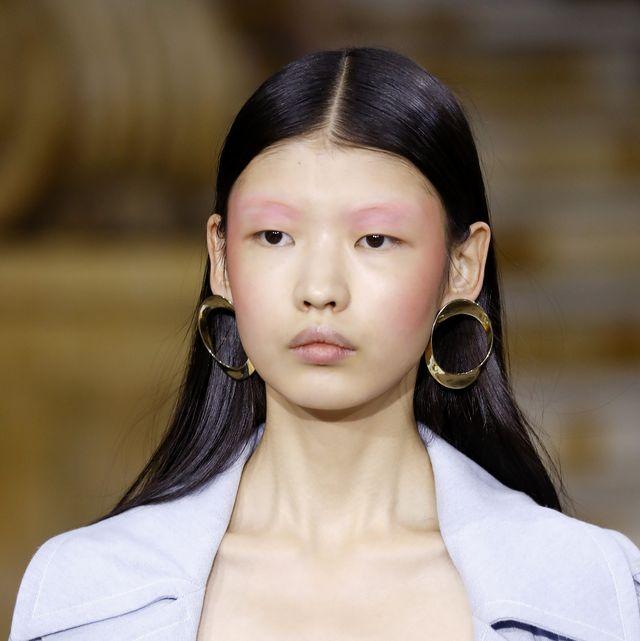 Summer 2020 Hair Trends.Sies Marjan Jermey Scott New York Fashion Week New York