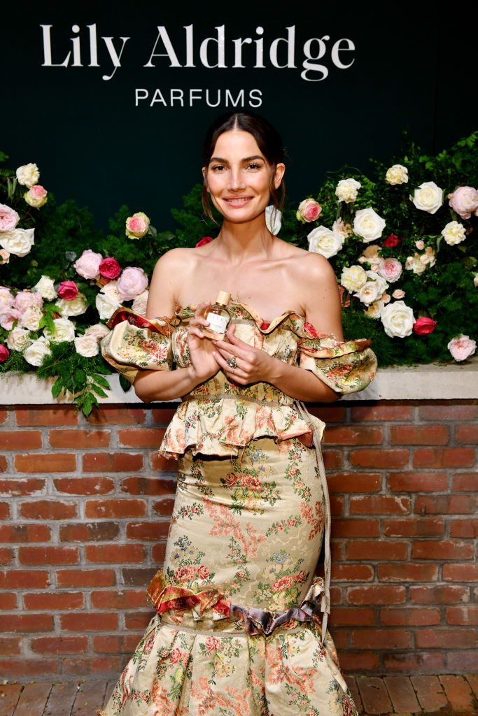 Take a Trip to Lily Aldridge's Nashville Garden With the Help of Her New Fragrance