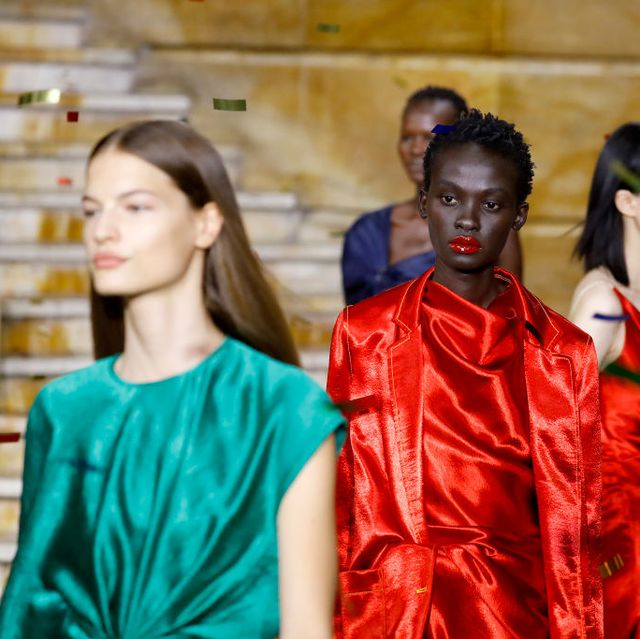 Spring Summer 2020 Runway Color Trends Top 12 Color Trends From The Spring Summer 2020 Runways