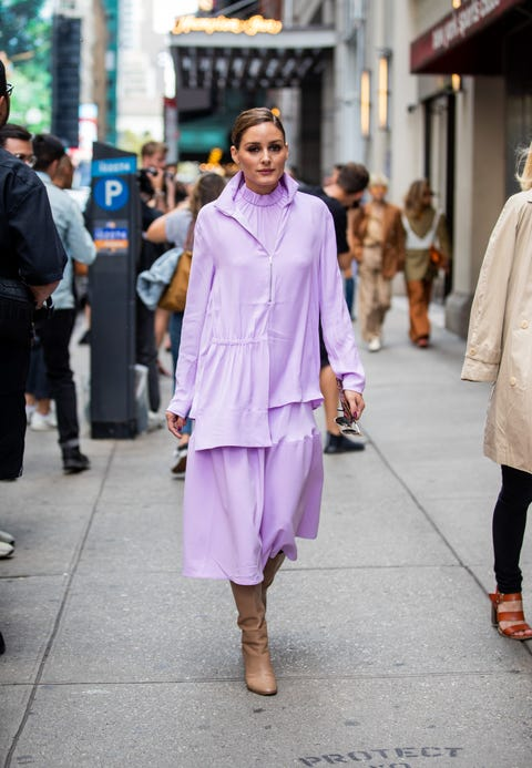 Street fashion, Pink, White, Fashion, Photograph, Purple, Clothing, Snapshot, Street, Footwear,