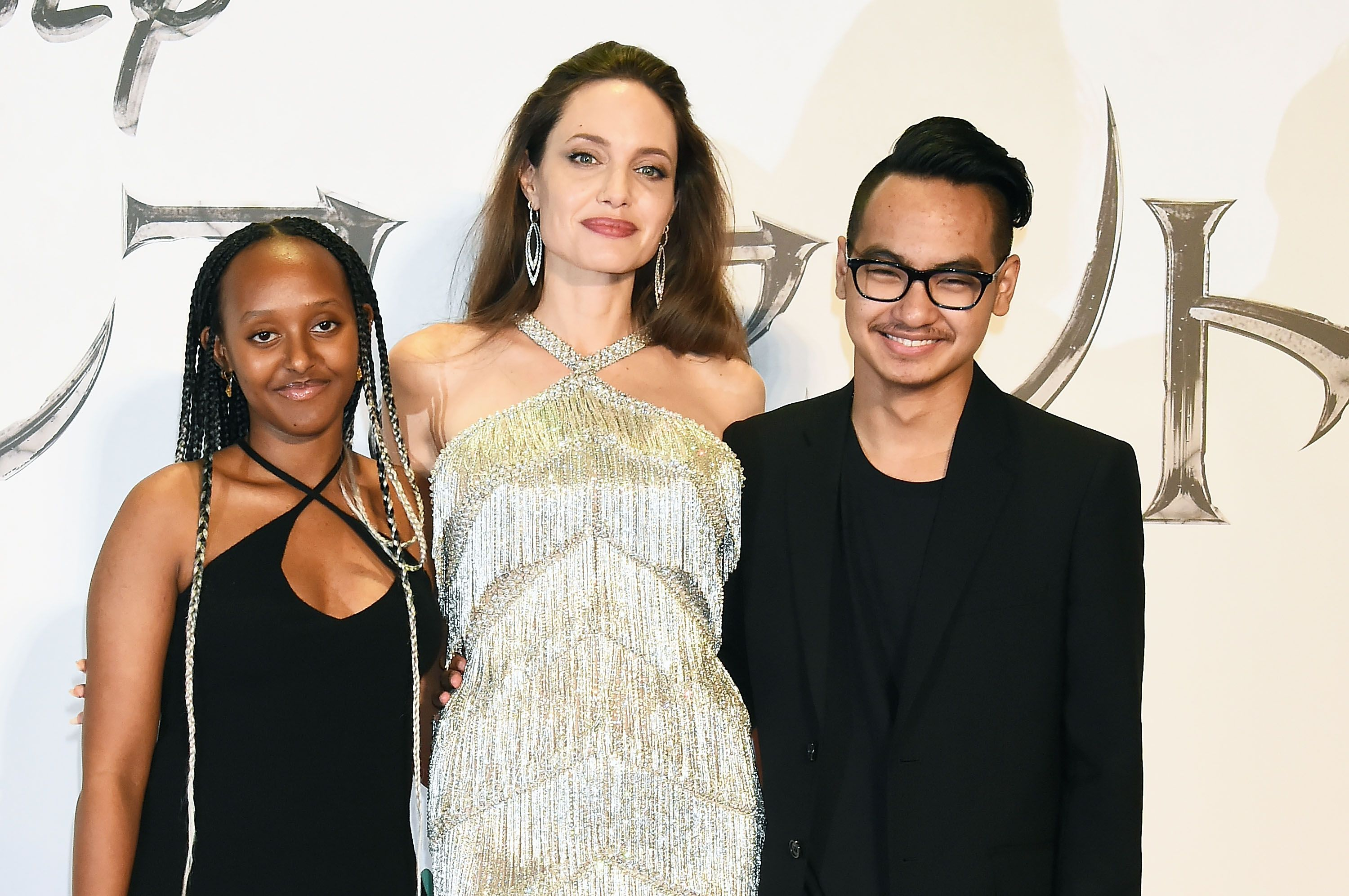"""Angelina Jolie Raves That Son Maddox Has """"Grown Up Into Such a Good Man"""""""
