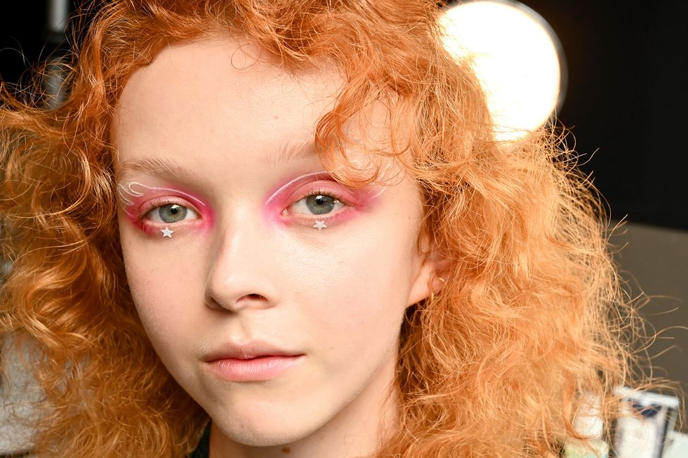 Love <i>Euphoria</i> Style? Anna Sui + Pat McGrath Did It First