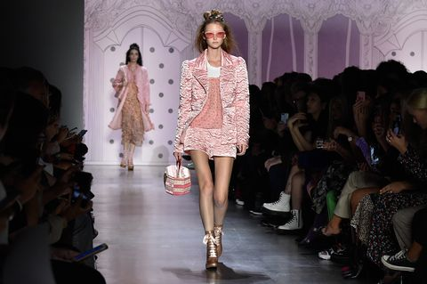 Anna Sui - September 2019 - New York Fashion Week