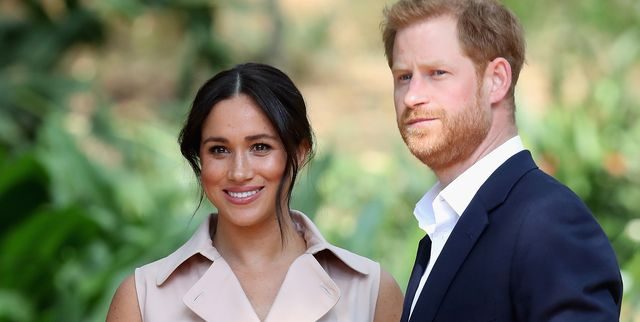 Ed Sheeran Visits Prince Harry And Meghan Markle 'At Home' And We're Obsessed With Their Doorbell