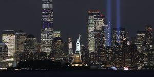 Tribute in Light in New York City