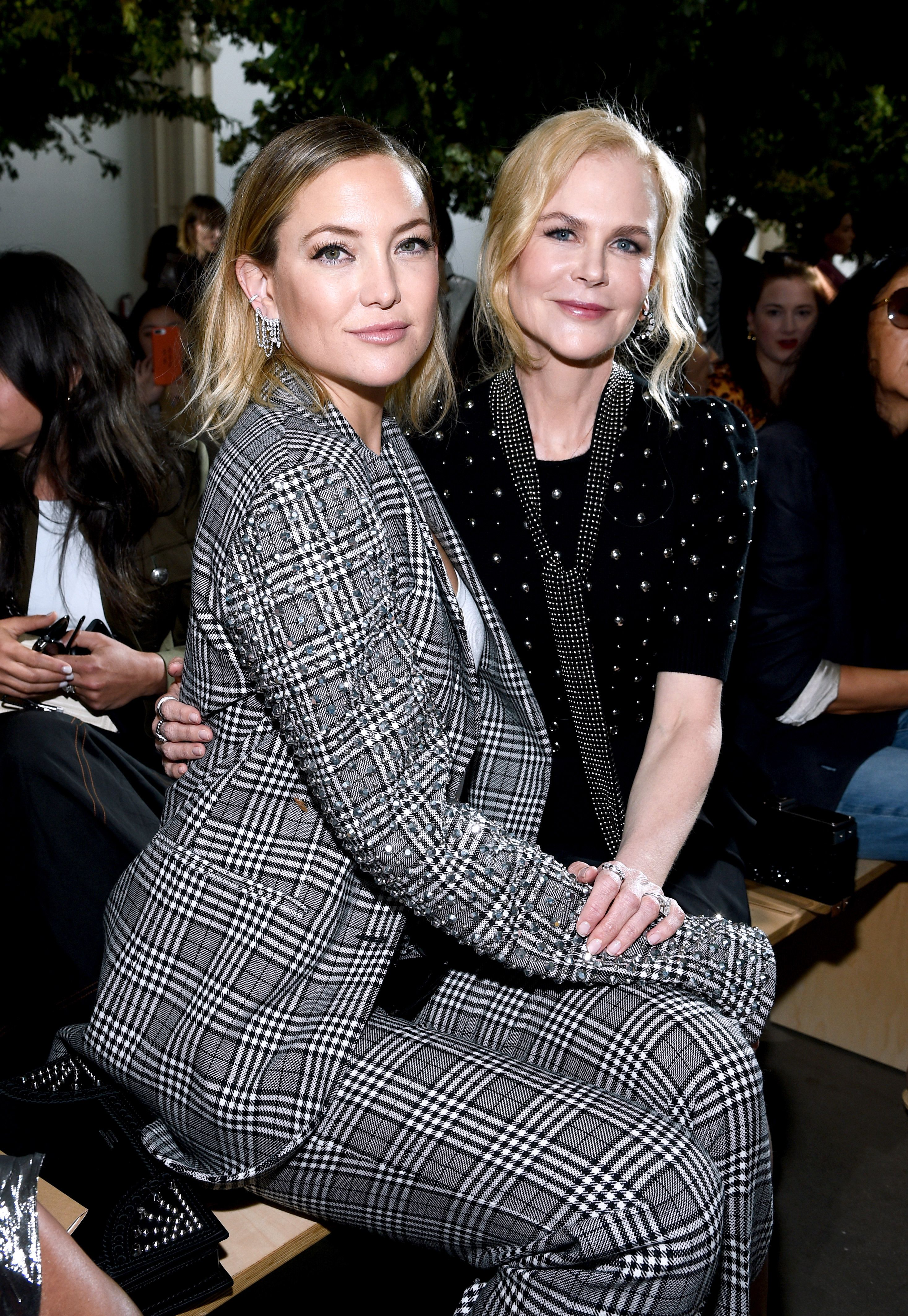 Every Celebrity Sitting Front Row at New York Fashion Week