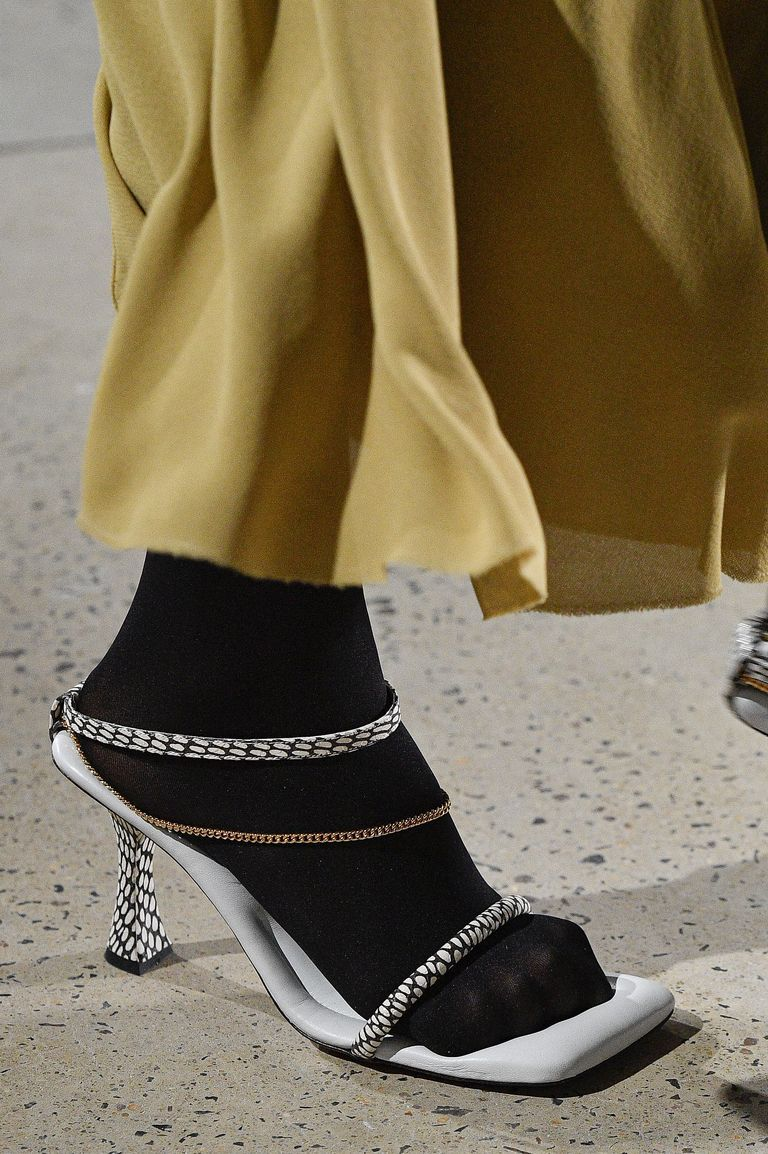 Fashion Month Footwear Squares Up