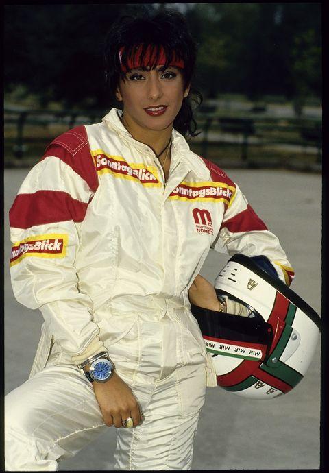 singer sabrina salerno, 1988   photo by soblirdbullstein bild via getty images